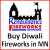 Renaissance Fireworks, Fire works in Minneapolis